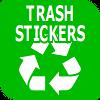 Trash Stickers